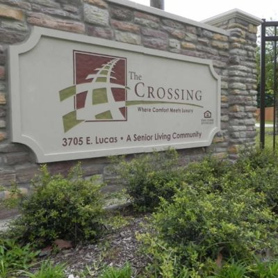The Crossing Senior Living in Beaumont, Texas